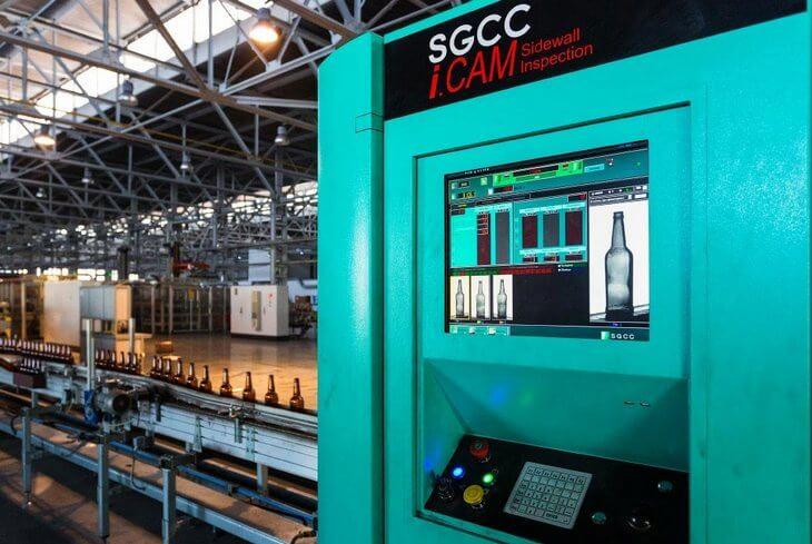 Производство промышленных стеклянных изделийError