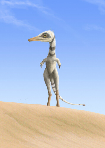 шувууйя динозавр картинки